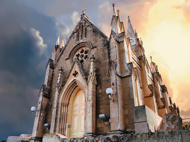 kostel gozo